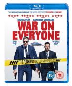 War On Everyone [Region B] [Blu-ray]