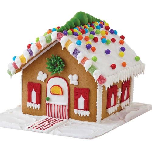 Wilton 2104 1952 Un Assembled Petite Gingerbread House