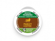 Marley Coffee, Mystic Morning, Medium Roast, 24 Single Serve RealCups