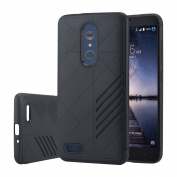 ZTE ZMAX Pro Case, ZTE Carry Z981 Case, Asstar Dual Layer Hybrid Shock Absorbing Impact Resist Protection Case for ZTE Zmax Pro / Z981 / Kirk Z963U / Z988 / Z942 / Imperial Max / Max Duo 4G