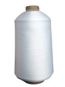 RaanPahMuang Generic Full Thread using in overlocking DIY Projects 700gram spool, White