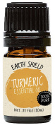 Earth Shield Turmeric Essential Oil is 100% Pure and Therapeutic Grade - 10ml
