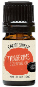 Earth Shield Tangerine Essential Oil is 100% Pure and Therapeutic Grade - 10ml