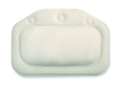 DeluxeComfort Foam Bath Cushion, White, 0.4kg