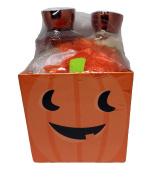 Bath & Body Works Salted Caramel Pumpkin Shower Gel and Body Lotion Gift Set
