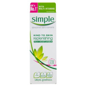 Simple Kind to Skin Replenishing Rich Moisturiser (125ml) - Pack of 6