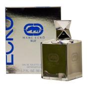 Marc Ecko Eau de Toilette Spray for Men, Blue, 1.7 Fluid Ounce