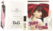 Boo Boo's Bundle of Sensual Pink Sugar by Aquolina, Dolce & Gabbana's La Temperance 14 & Juicy Couture