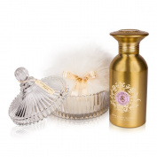 Shelley Kyle Ballerine Body and Linen Powder Talc Free Gift Set with Large Pu...