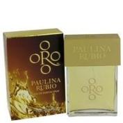 Oro Paulina Rubio by Paulina Rubio Eau De Parfum Spray 100ml for Women