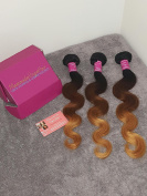 Ombre Body Wave Brazilian Virgin Hair 100% Human Hair