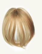 Hairdiamond Italia Top Wig Hair Extension Human Hair 23cm Auburn