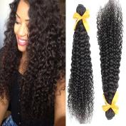 Shengmeiyuan Beauty 9a Kinky Curly Virgin Hair With Closure Rosa Hair Products Brazilian Virgin Hair With Closure 3 Bundles Curly Hair With Closure