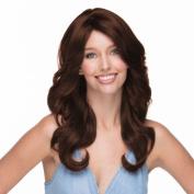 Blush PHOENIX Fantasy Style Synthetic Wig - Chocolate