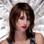 Blush KHARMA Fantasy Style Synthetic Wig - Chocolate