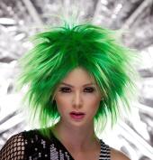 Punk Wig by Blush (Green Haze)