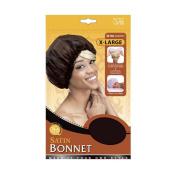 Qfitt Satin Bonnet Xtra Large #158 Assort
