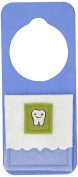 Tree by Kerri Lee Tooth Fairy Pocket Hanging, Blue