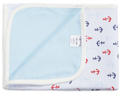 Keepersheep Newborn Baby Double Layer Blanket