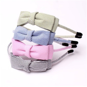 Casualfashion Sweet Korean Style Big Bowknot Hair Band Bow Headband Hair Accessory