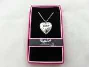 Hallmark Love Locket Necklace with 41cm - 46cm Adjustable Chain - Rachel