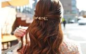 TS Womens Girls Elegant Headband Hair Band Hair Hoop Hair Barrette Clip For Thick Hair Handmade