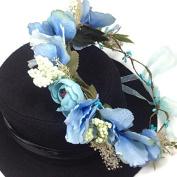 Daisy Flower Crown Tiaras Headbands : S11