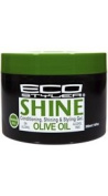 Eco Style Shine - Conditioning, Shining & Styling Gel- Olive Oil -300ml