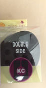 New Double Side Two in One Twist Hair Brush Sponge for Dreads & Afro Style Hair Curl Sponge Brush