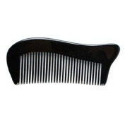 Silentrees No Static Buffalo Horn Fine Tooth Comb