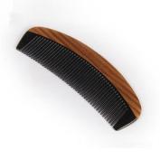 Silentrees No Static Handmade Natural Horn Comb
