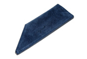 AUGUST GROOMING Soft Suede Case for Luxury Comb