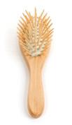 Newtripod Wooden Bristle Hair Brush