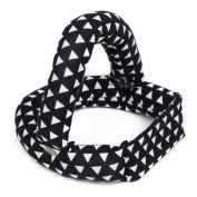 Savvy Curls Curling Hair Wrap, Convertible Black Triangles, 45ml