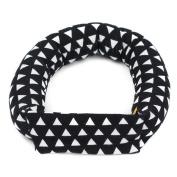 Savvy Curls Curling Hair Wrap, Single Black Triangles, 30ml