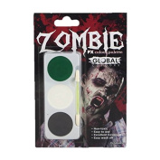Global Body Art FX Colour Palette - Zombie