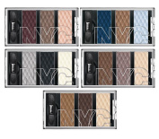 NYC New York Colour HD Metro Trio Eyeshadow Set Collection - 5 Assorted Shades!!