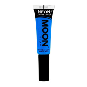 Moon Glow - Blacklight Neon Eye Liner 10ml Blue – Glows brightly under Blacklights / UV Lighting!