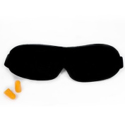 LASH EXTENSION SAFE! PremierLash Sleep Mask - Black