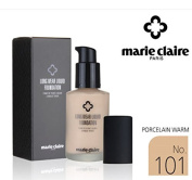 [Marie Claire] Long Wear Liquid Foundation SPF31 PA ++ 30ml / NO.101 Porcelain Worm / whitening, wrinkles / Korean Cosmetics