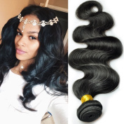 Silky Body Wave Brazilian Human Hair 3 Bundles 100% 9a Unprocessed Virgin Brazilian Hair Body Wave Hair Extensions Bundles