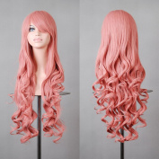 Sunny-business Fashion Long Curly Multicolor Party Dance Wave of Cosplay Wigs