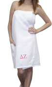 KYS Delta Zeta Waffle Towel Wrap