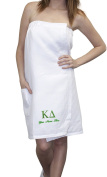 KYS Kappa Delta Waffle Towel Wrap