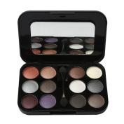 Binmer(TM) 14 Colours Makeup Shimmer Eyeshadow Palette Cosmetic Nude Warm Eye Shadow