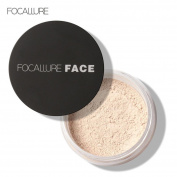 Datework Focallure Oil Lasting Anti-sweat Breathable Transparent Loose Powder