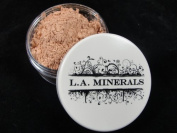 L.A. Minerals Valley Girl Matte Mineral Makeup Foundation Base-Fair Cool