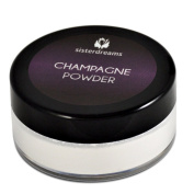 Champagne Powder - Ultra Fine Loose Finishing Mineral Face Powder with Wrinkle Concealing Properties