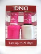 DND *Duo Gel* (Gel & Matching Polish) Spring Set 417 Pinky Kinky