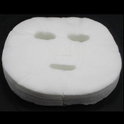 Baisidai 100/200/300 PCS Lady Nonwoven DIY Facial Mask Face Masks Paper Cotton SPA Salon Tool
